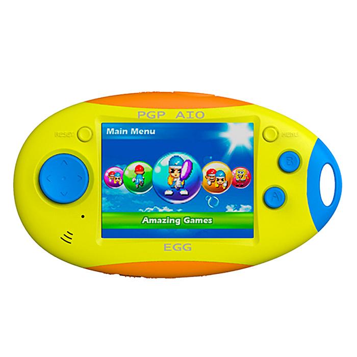 Портативная игровая приставка PGP AIO Egg (желтая)