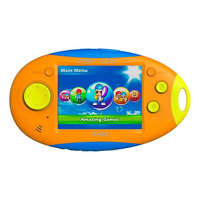 Портативная игровая приставка PGP AIO Egg (оранжевая)