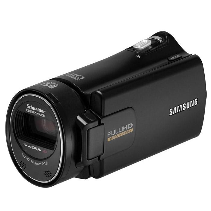 Samsung HMX-H320BР, Black
