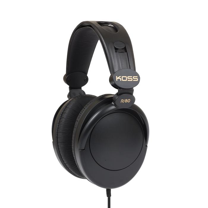 Koss R80R80Koss R80 – полноразмерные закрытые наушники с профессиональным звуком и комфортной посадкой. Модель оснащена большими амбушюрами из качественного кожзама, которые плотно прилегают к голове, обеспечивая насыщенные басы и хорошую звукоизоляцию. Наушники отличаются аккуратной звукопередачей на широком диапазоне частот, звук чистый и детализированный.