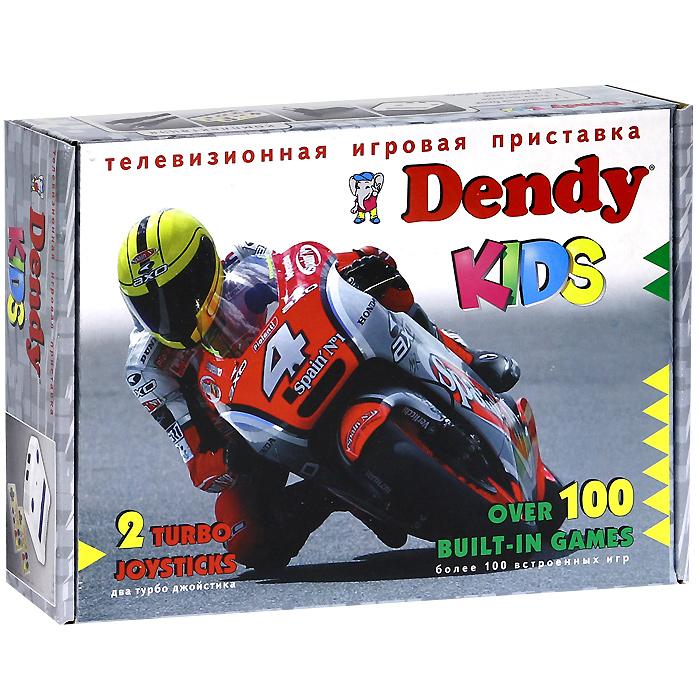 Игровая приставка Dendy Kids (8 bit)