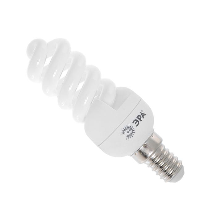 ЭРА SP-M-12-827-E14 мягкий белый светC0042410ЭРА SP-M-12-827-E14 относится к серии ECONOMY - традиционные энергосберегающие лампы, экономят до 80% электроэнергии и на 20% сокращают коммунальные платежи. Преимущество данных ламп: Служат в 10 раз дольше по сравнению с обычной лампой накаливания. Сопоставимые размеры с обычной лампой накаливания. Мгновенное включение и быстрый разогрев лампы. Увеличение срока службы. Широкий диапазон применения в различных светильниках, где используется лампа накаливания. Отсутствие искажения цвета освещаемых объектов. Повышается светоотдача на 20%. Больше света, чем у обычных энерголамп.