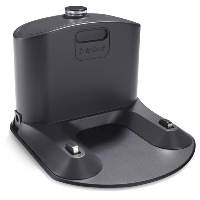 iRobot зарядная база для RoombaНапольная зарядная база для RoombaУборка пылесосом становится еще проще. Установите iRobot базу Home Base на каждом этаже дома. Таким образом, выполняя уборку на верхнем или нижнем этаже, робот-пылесос Roomba всегда сможет подключиться к базе и перезарядиться для выполнения следующего задания.