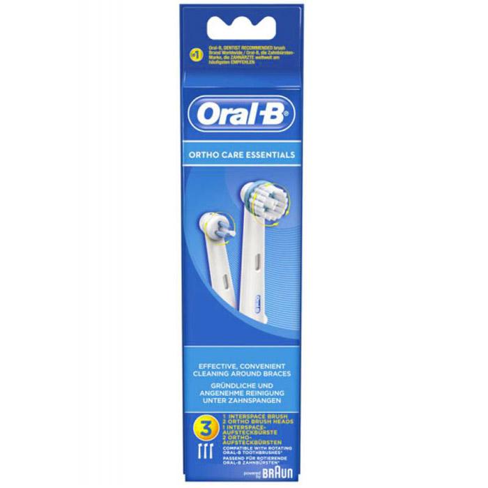 Комплект из 3-х насадок Oral-B для глубокой чистки