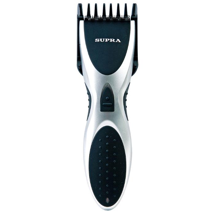 Supra HCS-202, Black машинка для стрижки волосHCS-202 blackМашинка для стрижки Supra HCS-202 - Ваш личный парикмахер, позволяет за небольшое время подровнять волосы на нужную длину. Мотор с пониженным уровнем шума, лезвия из высококачественной стали - ещё одно преимущество данной машинки. Специально для парикмахеров в комплекте ножницы и расческа.