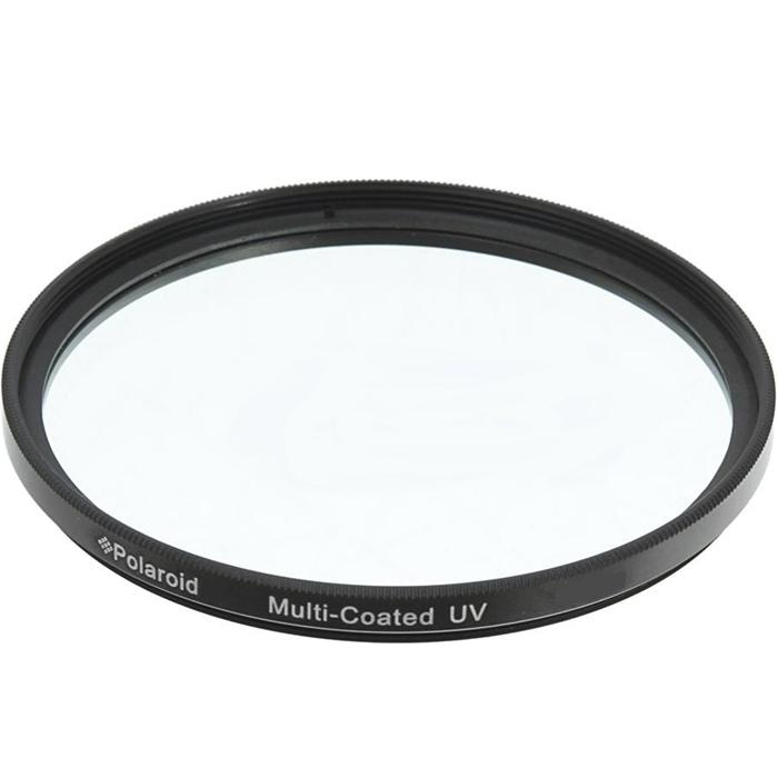 Polaroid MC UV 62mmPLFILUV62Ультрафиолетовый фильтр Polaroid MC UV с многослойным просветлением предназначен для защиты от ультрафиолетовых лучей, повышает контрастность снимков. Также фильтр защитит объектив от физических повреждений, пыли, капель и отпечатков пальцев.