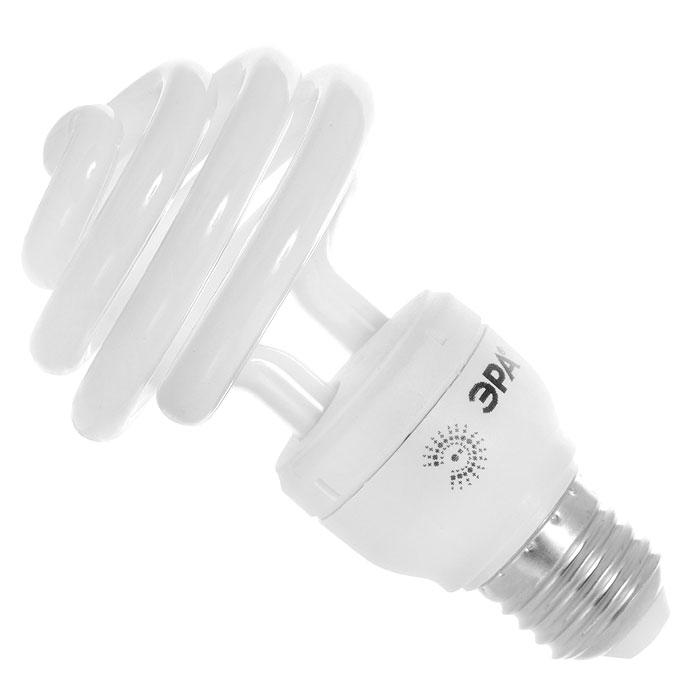 ЭРА T-SP-20-827-E27 мягкий светC0022749ЭРА T-SP-20-827-E27 относится к энергосберегающим лампам серии DECO, прекрасно подойдут для декоративных люстр. Преимущество данных ламп: Служат в 10 раз дольше по сравнению с обычной лампой накаливания. Сопоставимые размеры с обычной лампой накаливания. Мгновенное включение и быстрый разогрев лампы. Увеличение срока службы. Широкий диапазон применения в различных светильниках, где используется лампа накаливания. Отсутствие искажения цвета освещаемых объектов. Повышается светоотдача на 20%. Больше света, чем у обычных энерголамп.