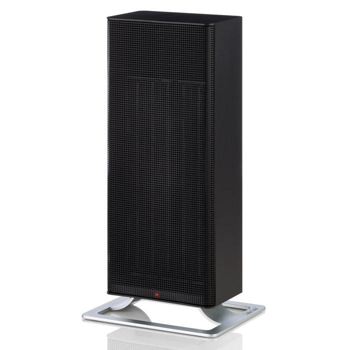 Stadler Form Anna Big A-021E, Black керамический обогревательA-021EКомпактный керамический обогреватель Stadler Form Anna - это эффективный прибор для создания безопасного и комфортного тепла в Вашем доме. Он имеет два уровня мощности, а заданная температура нагрева поддерживается в автоматическом режиме. Функция отключения при опрокидывании даст Вам абсолютную уверенность в безопасности, даже если в доме есть любознательное и активное домашнее животное. На сегодняшний день обогреватели с керамическим нагревательным элементом являются наиболее прогрессивным способом дополнительного отопления и обладают рядом бесспорных преимуществ. Во-первых, керамический нагревательный элемент имеет специальное силиконовое покрытие, что делает обогреватель безопасным. Во-вторых, такой нагревательный элемент не подвержен ни термическому износу, ни физическому разрушению, ни окислению, поэтому прибор будет служить долго, надежно и эффективно. Также, важным преимуществом таких обогревателей является то, что они безопасны для здоровья, так как не сжигают...