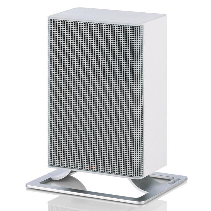 Stadler Form Anna Small A-030E, White керамический обогревательA-030EКомпактный керамический обогреватель Stadler Form Anna Small - это эффективный прибор для создания безопасного и комфортного тепла в Вашем доме. Он имеет два уровня мощности, а заданная температура нагрева поддерживается в автоматическом режиме. Функция отключения при опрокидывании даст Вам абсолютную уверенность в безопасности, даже если в доме есть любознательное и активное домашнее животное. На сегодняшний день обогреватели с керамическим нагревательным элементом являются наиболее прогрессивным способом дополнительного отопления и обладают рядом бесспорных преимуществ. Во-первых, керамический нагревательный элемент имеет специальное силиконовое покрытие, что делает обогреватель безопасным. Во-вторых, такой нагревательный элемент не подвержен ни термическому износу, ни физическому разрушению, ни окислению, поэтому прибор будет служить долго, надежно и эффективно. Также, важным преимуществом таких обогревателей является то, что они безопасны для здоровья, так как не...