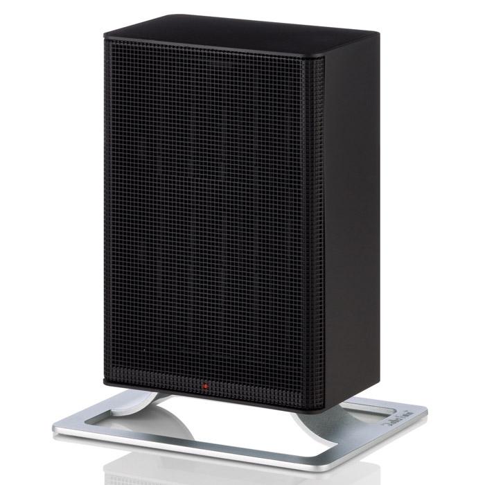 Stadler Form Anna Small A-031E, Black керамический обогревательA-031EКомпактный керамический обогреватель Stadler Form Anna Small - это эффективный прибор для создания безопасного и комфортного тепла в Вашем доме. Он имеет два уровня мощности, а заданная температура нагрева поддерживается в автоматическом режиме. Функция отключения при опрокидывании даст Вам абсолютную уверенность в безопасности, даже если в доме есть любознательное и активное домашнее животное. На сегодняшний день обогреватели с керамическим нагревательным элементом являются наиболее прогрессивным способом дополнительного отопления и обладают рядом бесспорных преимуществ. Во-первых, керамический нагревательный элемент имеет специальное силиконовое покрытие, что делает обогреватель безопасным. Во-вторых, такой нагревательный элемент не подвержен ни термическому износу, ни физическому разрушению, ни окислению, поэтому прибор будет служить долго, надежно и эффективно. Также, важным преимуществом таких обогревателей является то, что они безопасны для здоровья, так как не...
