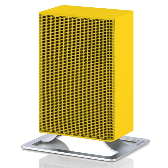 Stadler Form Anna Small A-032E, Yellow керамический обогревательA-032EКомпактный керамический обогреватель Stadler Form Anna Small - это эффективный прибор для создания безопасного и комфортного тепла в Вашем доме. Он имеет два уровня мощности, а заданная температура нагрева поддерживается в автоматическом режиме. Функция отключения при опрокидывании даст Вам абсолютную уверенность в безопасности, даже если в доме есть любознательное и активное домашнее животное. На сегодняшний день обогреватели с керамическим нагревательным элементом являются наиболее прогрессивным способом дополнительного отопления и обладают рядом бесспорных преимуществ. Во-первых, керамический нагревательный элемент имеет специальное силиконовое покрытие, что делает обогреватель безопасным. Во-вторых, такой нагревательный элемент не подвержен ни термическому износу, ни физическому разрушению, ни окислению, поэтому прибор будет служить долго, надежно и эффективно. Также, важным преимуществом таких обогревателей является то, что они безопасны для здоровья, так как не...