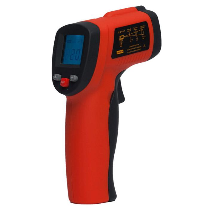 Пирометр инфракрасный ADA TemPro 300А00222Компактный инфракрасный пирометр пистолетного типа ADA TemPro 300 обеспечивает бесконтактное измерение температур в диапазоне от -32°С до +350°С с точностью ±1,5°С. Пирометр ADA TemPro 300 обладает достаточным оптическим разрешением 12:1 для измерений на удалении. Характеристики пирометра ADA оптимальны для выполнения низкотемпературных диагностических измерений в ЖКХ, электроэнергетике, при обслуживании двигателей и механизмов, проверки качества строительства.