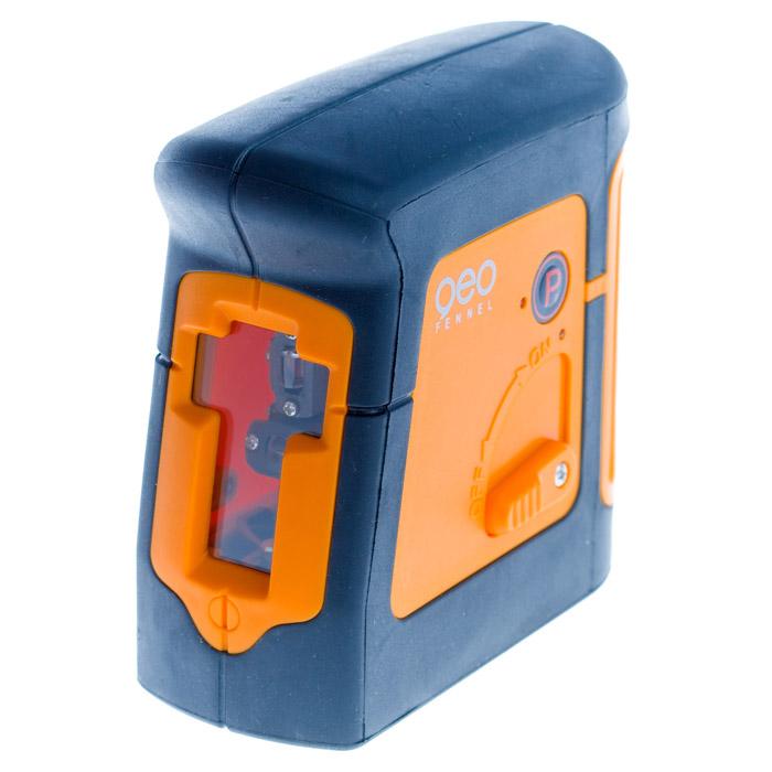 Geo-Fennel FL 40-Pocket II-HP построитель лазерных плоскостей541100Лазерный нивелир Geo-Fennel FL 40-Pocket II-HP. Развертка лазерных лучей стала значительно шире, по сравнению с предшественником, качество исполнения намного выше, а надежность и функциональные возможности поражают. Многофункциональное крепление позволяет крепить этот лазерный инструмент на стену, на штатив, при помощи стропы крепить на деревянных балках и трубах, встроенный магнит – на батареях отопления и других металлических поверхностях. Его можно отсоединить, уменьшив размер и вес лазерного построителя, когда это необходимо. А улучшенная система призм и лазерный диод (2M) позволит работать с тонкой видимой лазерной линией на расстоянии до 20 метров, что делает его незаменимым при малярных и монтажных работах в квартирах и частных домах. Лазерный нивелир Geo-Fennel FL 40-Pocket II-HP оборудован режимом работы PULSE, который позволяет перевести построитель плоскостей в режим экономии батарей и работы с приемником лазерного излучения. Теперь можно работать на...
