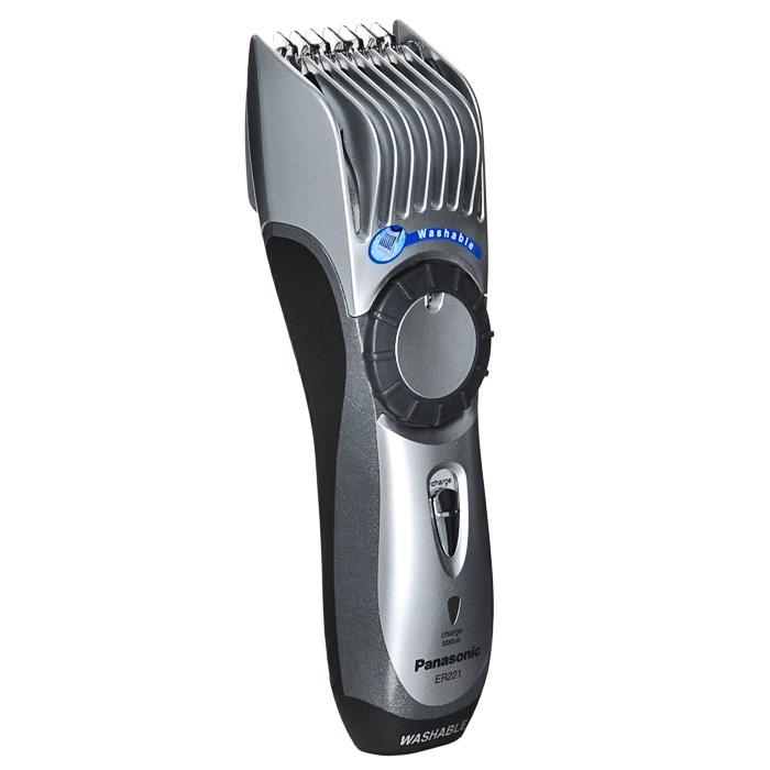 Panasonic ER-217S520 машинка для стрижкиER217S520ER-217S520 - надёжная машинка для стрижки волос, бороды и усов от Panasonic.