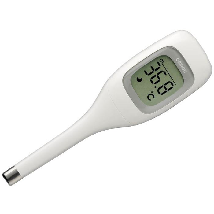 Omron i -Temp термометр MC-670-E000 000 00025Электронный термометр Omron i-Temp MC-670-E служит для измерения оральным, аксилярным способами. Лауреат престижных международных конкурсов. Специально разработан для традиционного измерения в подмышечной впадине. Имеет плоский измерительный наконечник и большой дисплей. Плоский измерительный наконечник Индикатор хода измерения Звуковой сигнал окончания измерения Память последнего измерения Сменная батарейка Автоматическое выключение для увеличения срока службы элемента питания Погрешность измерений: +-0,1 С Стильный футляр для хранения Питание: 1 х CR2016