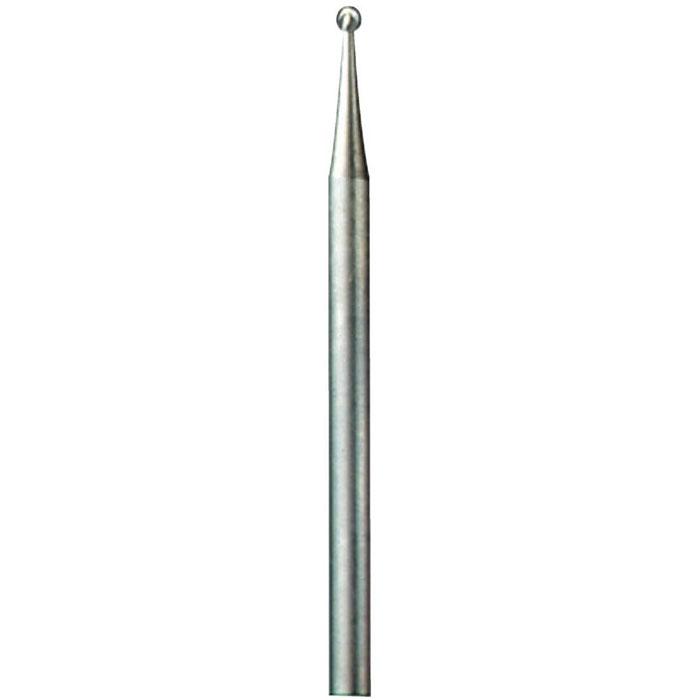Насадка для гравировки 1,6 мм Dremel 106 (26150106JA) 3 шт.26150106JAКачественные резцы Dremel 106 для гравировки, резьбы, фрезерования деталей из дерева, стекловолокна, пластмассы и мягких металлов. Размер листа: 93 мм