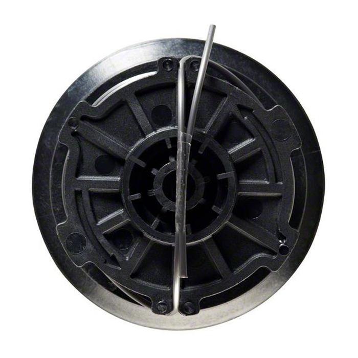 Головка триммерная Bosch для ART 37/35 (F016800309)F016800309Шпулька Bosch F016800309 - легкая шпулька для триммеров Bosch ART 37/35 с приводом от электрических двигателей. Поставляется в комплекте с леской диаметром 2 мм и длиной 7 м. Биты сталь S2 длиной 25 мм: PH0, PH1 х 2 шт, PH2 х 2 шт, PH3 х 2 шт PZ0, PZ1 х 2 шт, PZ2 х 2 шт, PZ3 x 2 шт SL3, SL4 х 2 шт, SL6 х 2 шт, SL7 х 2 шт, SL8 T10, T15, T20 х 2 шт, T25, T30, T40 SW2, SW3, SW4, SW5, SW6 Торцевые
