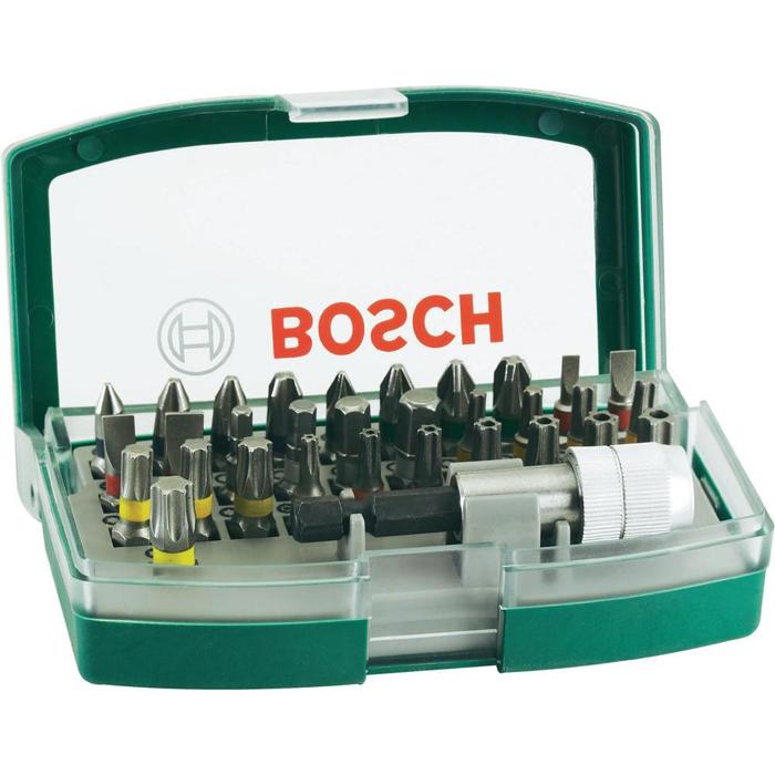 Набор бит Bosch 32 шт 2607017063