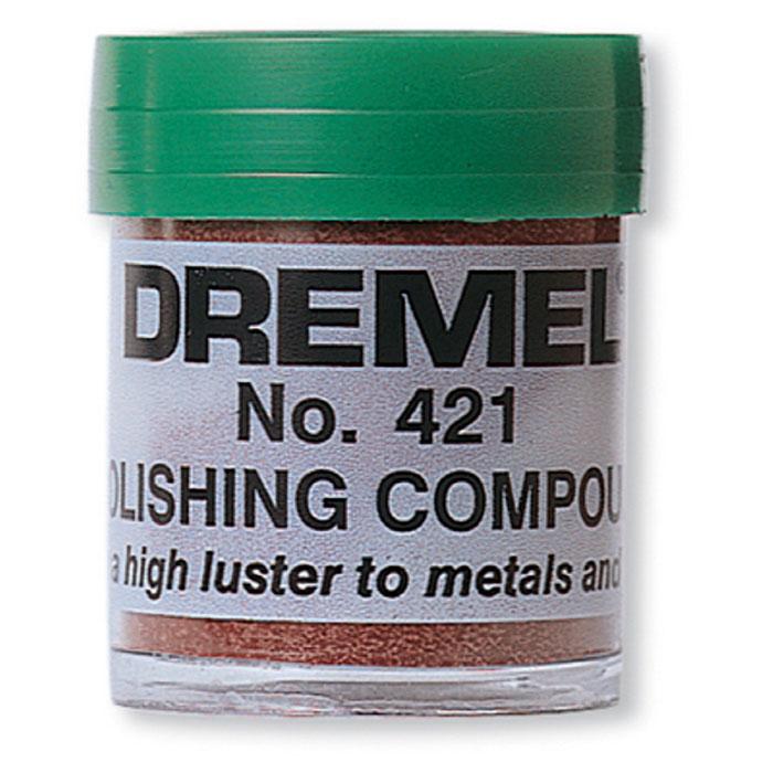 Паста для полировки Dremel 421 (2615042132) ( 2615042132 )