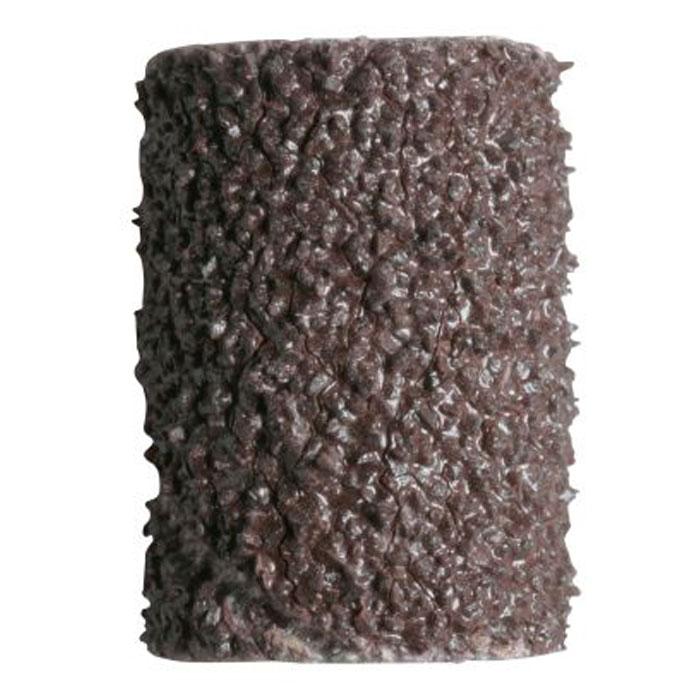 Наждачный валик 6,4 мм, зерно 60 Dremel 431 наждачный валик 6,4 мм, зерно 60 (2615043132) 6 шт.2615043132Наждачные трубки Dremel 431 используются для грубого фасонирования и окончательной шлифовки древесины и стекловолокна, для удаления ржавчины с металлических поверхностей и для фасонирования резиновых поверхностей. Для быстрой и легкой смены насадок без использования цанг Максимальная скорость: 35 000 об/мин