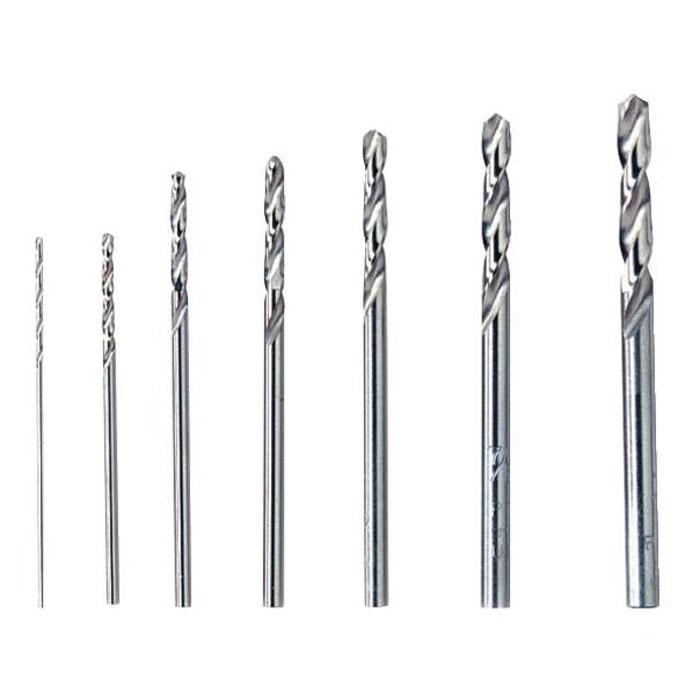 Набор сверл по металлу 0.8-3.2 мм Dremel 628 (2615062832) 7 шт.2615062832