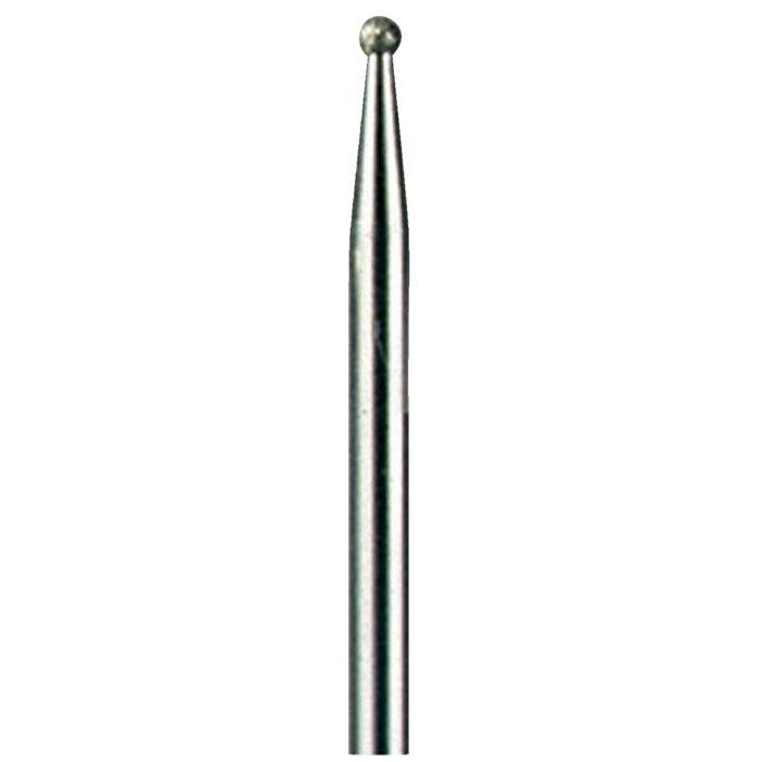 Насадка круговая для гравировки Dremel 7103, с алмазным покрытием, 2 мм, 2 шт26157103JAАлмазная круговая насадка Dremel 7103 предназначена для работы с мелкими деталями, резки, гравировки, нарезания резьбы, предварительной и окончательной отделки. Используется при работе по дереву, нефриту, керамике, стеклу, закаленной стали. Сплошная режущая кромка. Чистый срез без сколов с применением охлаждающей жидкости.