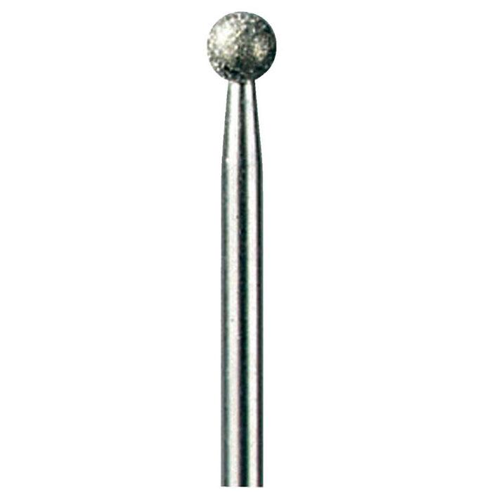Насадка круговая с алмазным покрытием для гравировки 4,4 мм Dremel 7105 (26157105JA) 2 шт.