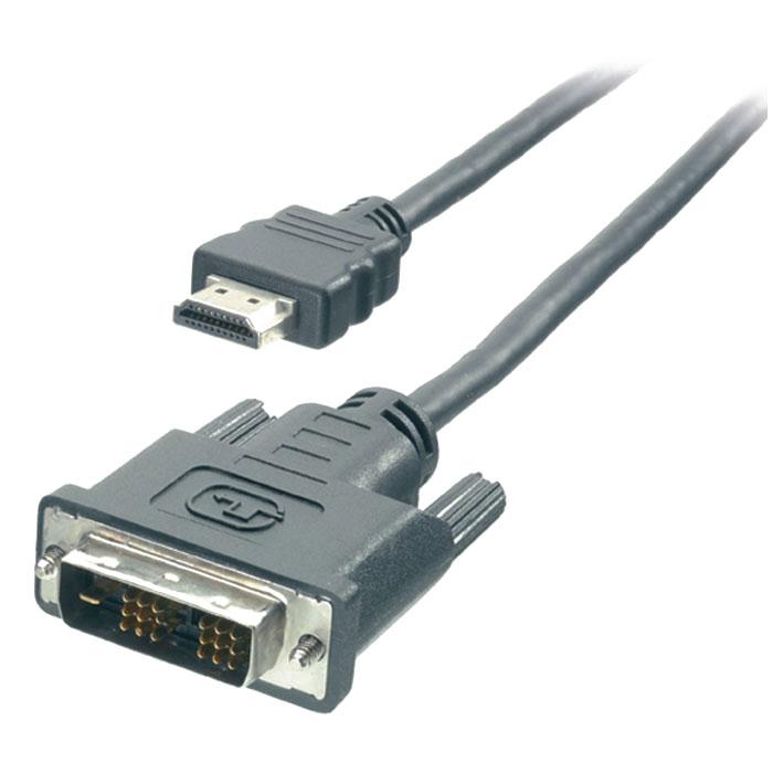 Vivanco HDDV/2-N кабель кабель, 2 м
