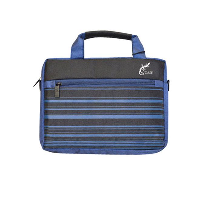 G-case GG-04 cумка для ноутбука 10-11,6, BlueCM013068Сумка для ноутбука G-case с вертикальной загрузкой и с ручкой для переноски на плече. Стенки сумки выполнены из пенообразного материала, благодаря чему Ваш ноутбук защищён от пыли, царапин и ударов.