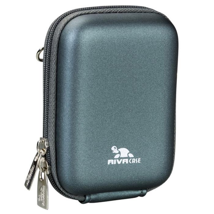 RIVACASE Riva 7023 (PU) Digital Case, Gram Green чехол для фотокамеры 5604