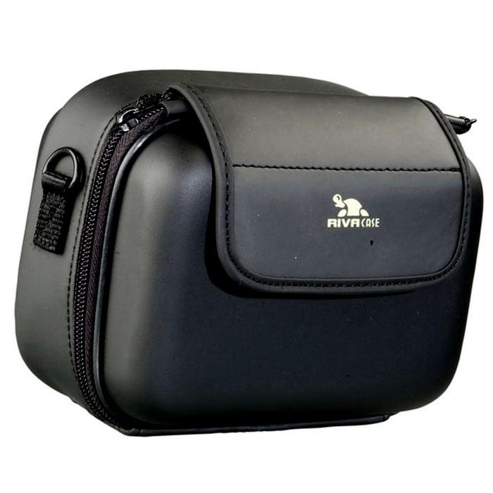 Riva 7050 (PU) Video Case, Black чехол для фотокамеры2554
