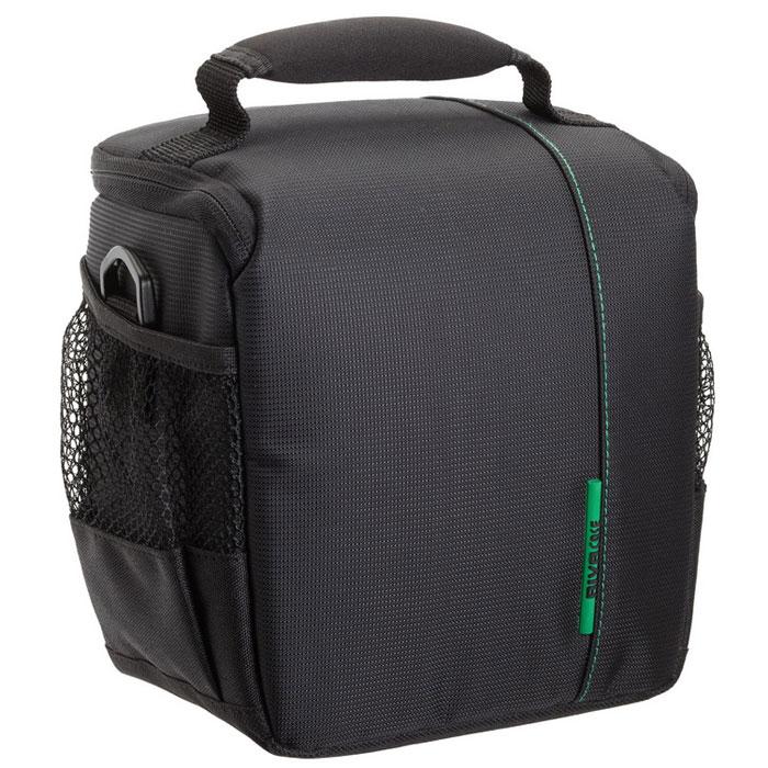 Riva 7420 SLR Case, Black чехол для фотокамеры polaroid joz 45 slr case сумка для фотокамеры