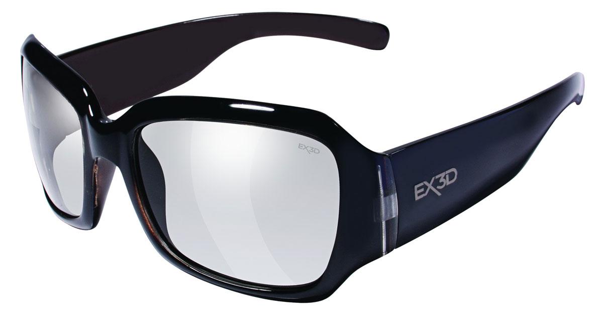 EX3D 5000/018 Crush 3D поляризационные очки
