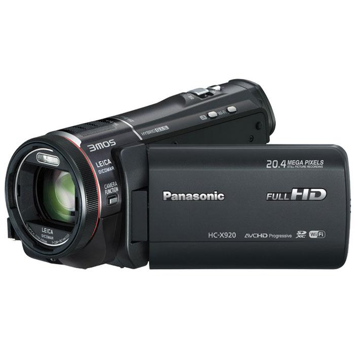 Panasonic HC-X920 цифровая видеокамера