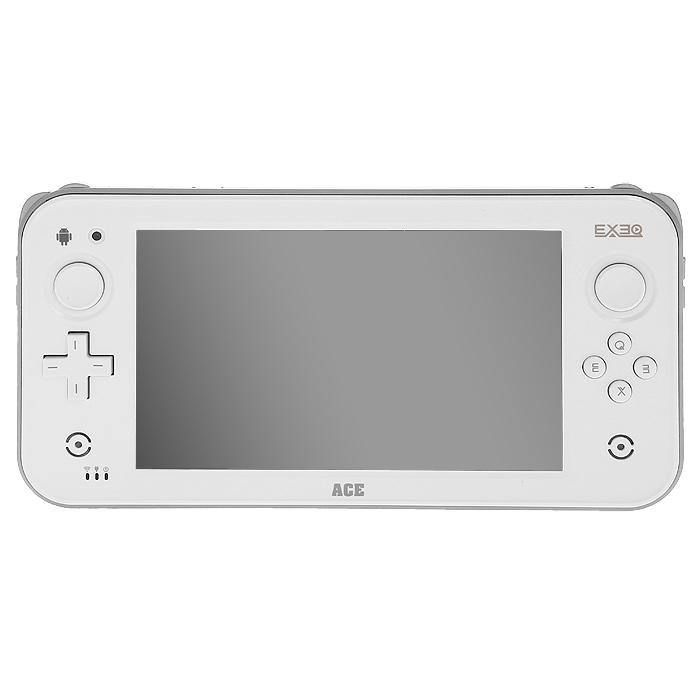 Игровая консоль EXEQ ACE (белая)