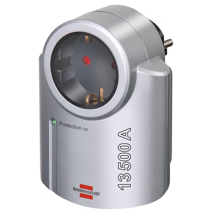 Brennenstuhl Primera-Line Surge Protected Adapter сетевой фильтр, 13500 А