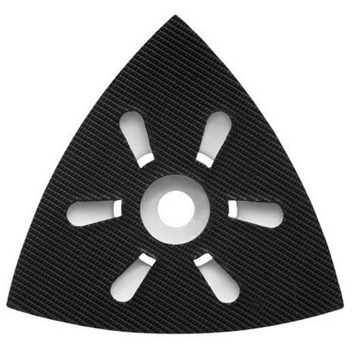 Тарелка для Bosch шлифлистов, 93 мм 26092569562609256956Шлифпластина Bosch AVI 93 G с микролипучкой предназначена для использования с многофукциональным инструментом Bosch PMF 180 E. Шлифовальные листы легко закрепляются на пластине для проведения различных шлифовальных работ. Длина 6 м Диаметр 9.5 мм
