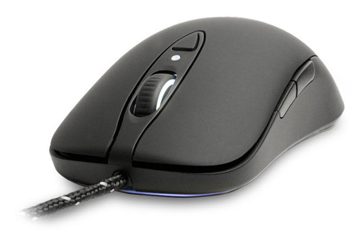 SteelSeries Sensei Raw, Rubber (62155) мышь