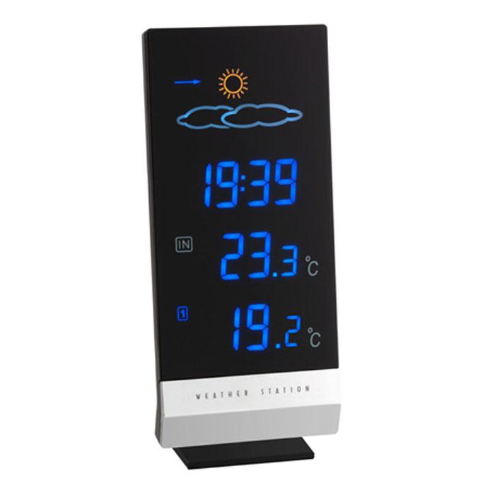 TFA Lumax цифровая метеостанция c беспроводным датчиком