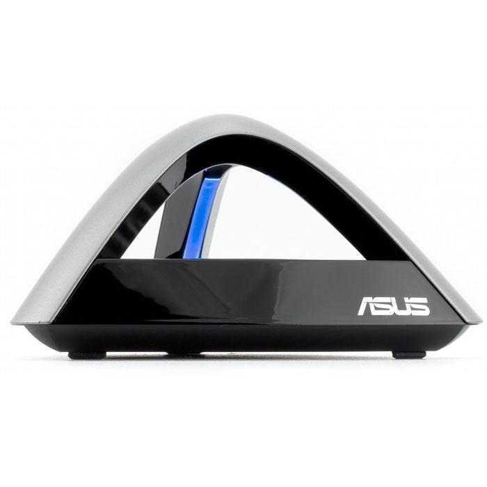 ASUS EA-N66 беспроводной Ethernet-адаптерEA-N66Компания ASUS представляет беспроводной Ethernet-адаптер EA-N66, способный работать в обоих частотных диапазонах Wi-Fi и обеспечивать скорость передачи данных до 450 Мбит/с в каждом из них. Уверенная трансляция потокового видео, отсутствие «лагов» в сетевых играх, быстрая загрузка веб-сайтов - все это доступно с адаптером EA-N66! Антенны: Уникальная конструкция антенн. Продуманная конструкция антенн EA-N66 уменьшает уровень помех и способствует увеличению зоны действия беспроводного сигнала. Потрясающий дизайн: Серебристо-черная пирамида с голубыми светодиодами. EA-N66 привлекает взгляд необычной пирамидальной формой корпуса и футуристическим дизайном. Высокая скорость: Поддержка двух частотных диапазонов EA-N66 позволяет использовать оба частотных диапазона Wi-Fi, поэтому можно, например, использовать менее загруженный диапазон 5 ГГц для чувствительных к пропускной способности канала приложений, таких как трансляция...