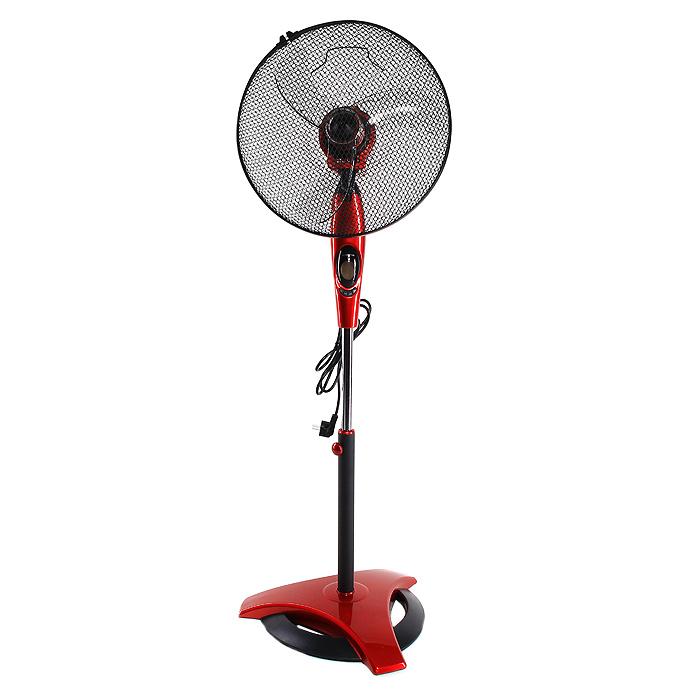 Polaris PSF 40RC, Red Digital напольный вентиляторPSF 40RCНапольный вентилятор Polaris PSF 40RC многофункционален и удобен в использовании. Помимо привычных положительных характеристик современных вентиляторов, он имеет пульт дистанционного управления, таймер на 7,5 часов и 3 режима работы. Выбрав «ночной» режим работы вы не простудитесь за ночь, а если вы чувствительны к температуре, можно выбрать «комфортный» режим.