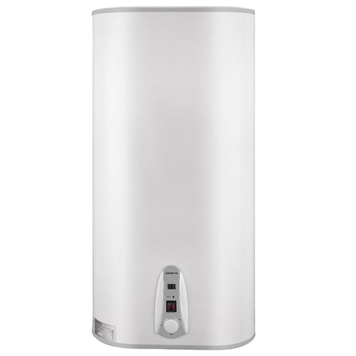 Polaris FDRS-50V водонагреватель768155Дизайн Polaris FDRS-50V продуман до мелочей – глубина водонагревателя составляет всего 270 мм, в результате чего водонагреватель может быть размещен даже в самой небольшой ванной комнате. Одна из основных особенностей данного водонагревателя - это устройство защитного отключения (УЗО) - система безопасности, гарантирующая 100% защиту от удара током. Водонагреватель оснащен удобным и информативным дисплеем с электронным управлением, двумя медными нагревателями с никелевым покрытием и надежным баком из нержавеющей стали. Подобные решения сделали серию FDRS одной из самых популярных и востребованных.