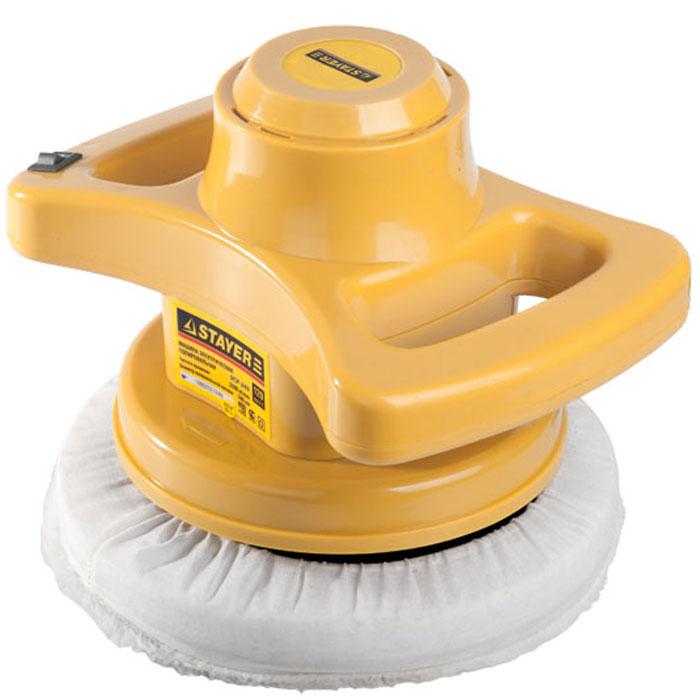 Stayer SCP-240 полировальная машина, 240мм, 120Вт
