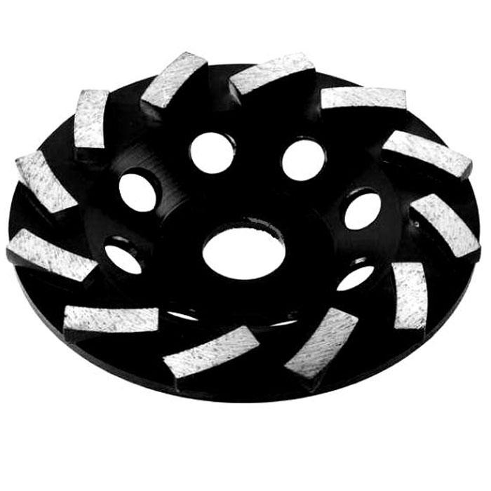 ЗУБР Эксперт Турбо чашка алмазная сегментная, высота 22,2 мм, 125 мм33370-125Чашка ЗУБР, серии ЭКСПЕРТ-ТУРБО применяется для эффективного и быстрого шлифования поверхностей особо твердых материалов, таких как бетон, искусственный и натуральный камень, гранит и др. Двухсторонние Типоразмер наконечника: PH-1 Рабочая длина: 50 мм Используются без держателя Область применения: винтовертные работы