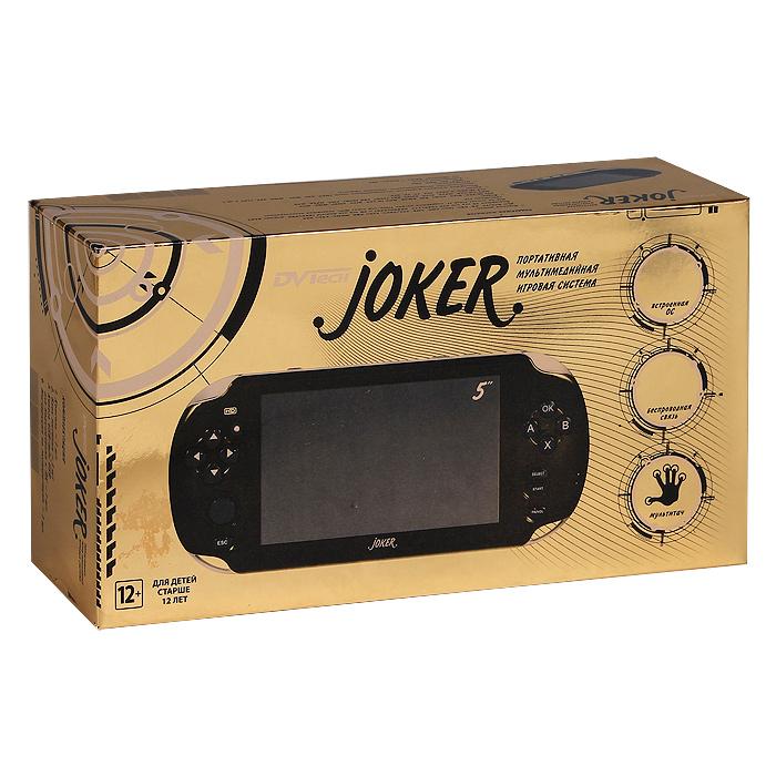Портативная игровая приставка DVTech Joker