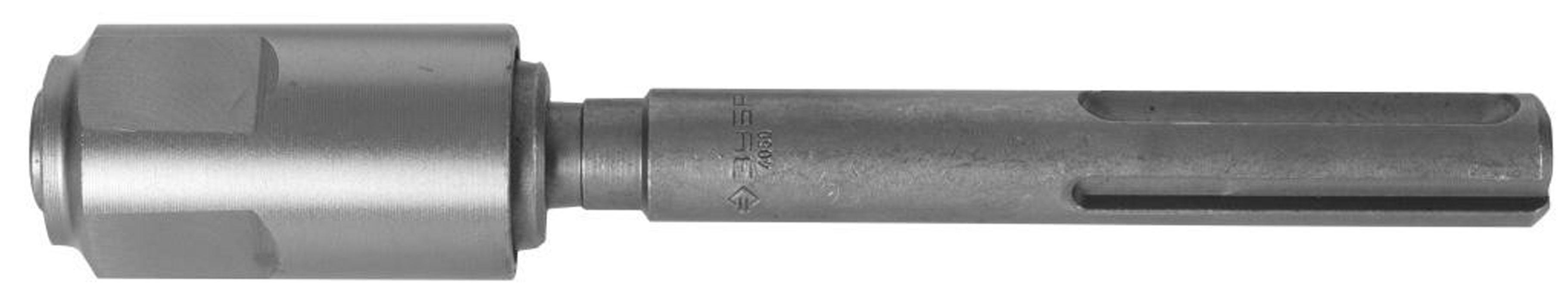 ЗУБР переходник с SDS max на SDS+29064_z01Переходник ЗУБР с SDS-max на SDS-plus предназначен для использования с ударным инструментом, перфоратором по бетону и патроном SDS-max с переходом на крепление оснастки SDS-plus. Компактная пильная шина длиной 26 см Высокая скорость движения цепи — 12 м/с Автоматическая смазка цепи