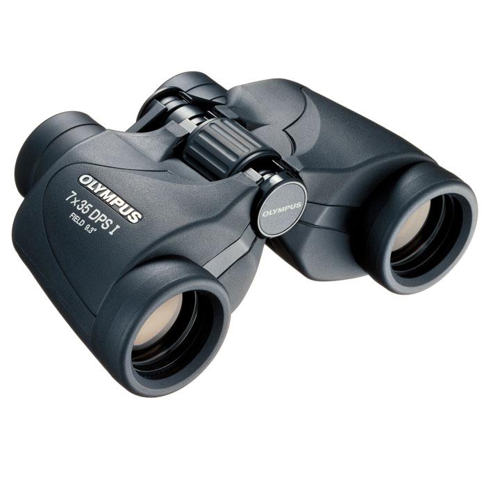 Olympus 7x35 DPS I бинокльN1240282Когда Вы наблюдаете за спортивным событием не из первого ряда, бинокль Olympus 7x35 DPS-I поможет Вам перенестись в самый центр событий. А наличие диоптрийной коррекции позволит пользователям с плохим зрением также насладиться мероприятием. Угловое поле зрения реальное 9.1° Угловое поле зрения видимое 65.1° Регулировка расстояния между зрачками 60-70 мм Диоптрийная поправка ±2D