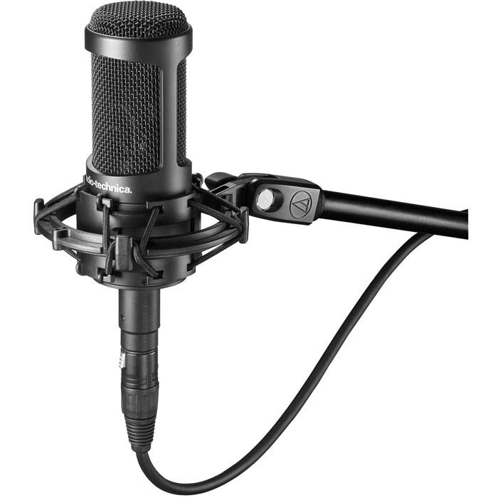 Audio-Technica AT2035 студийный микрофон