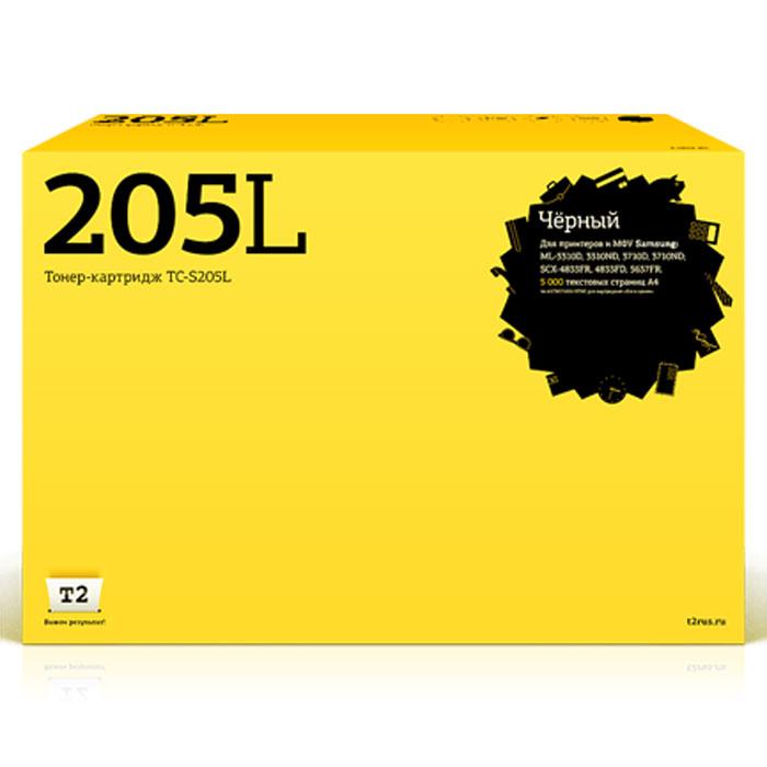 T2 TC-S205L �������� (������ MLT-D205L) ��� Samsung ML-3310D/3710D/SCX-4833FR/5637FR - T2MLT-D205L���� �����-�������� T2 TC-S205L ��� ��������� � ��� Samsung. �������� ������ �� �������� ������������� � ������������� �� ���������� STMC � ISO.