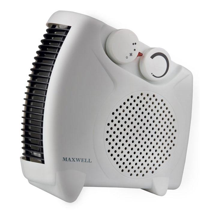 Тепловентилятор Maxwell MW-3452(W) тепловентилятор